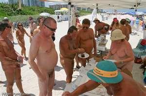 haulover beach Gay