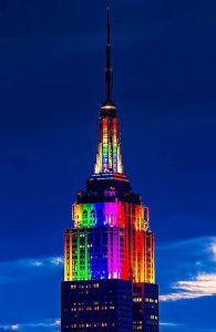 Rainbow-Empire State
