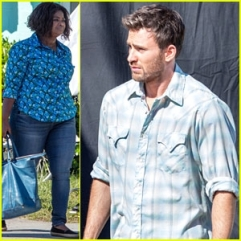 chris-evans-gets-to-work-on-gifted-with-octavia-spencer