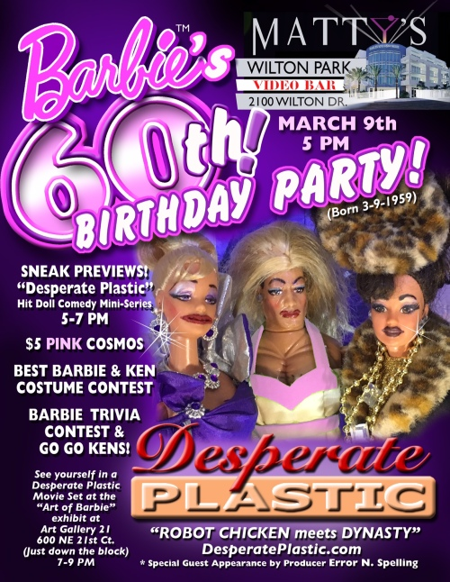 Matty's Barbie Party Flyer2-8