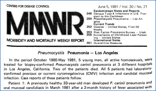 MMWR-Report